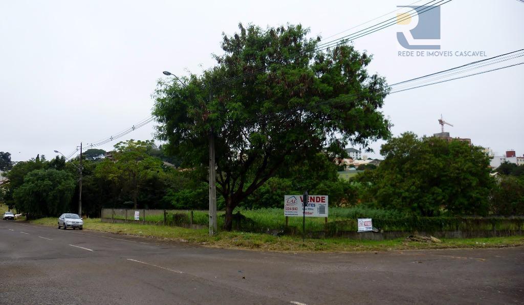 Terreno residencial à venda, Vila Tolentino, Cascavel.