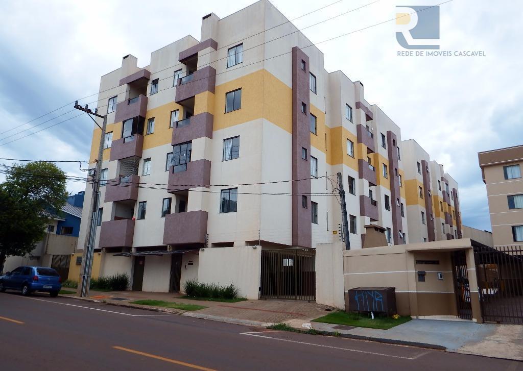 Apartamento residencial à venda, Recanto Tropical, Cascavel.