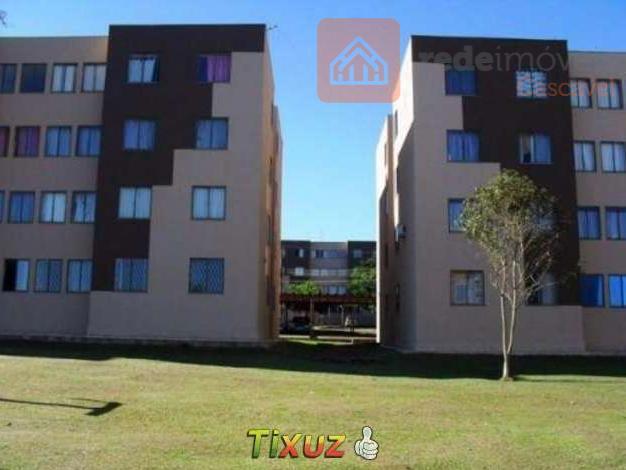 Apartamento residencial à venda, Parque Verde, Cascavel.