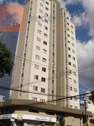 Apartamento residencial à venda, Parque São Paulo, Cascavel.