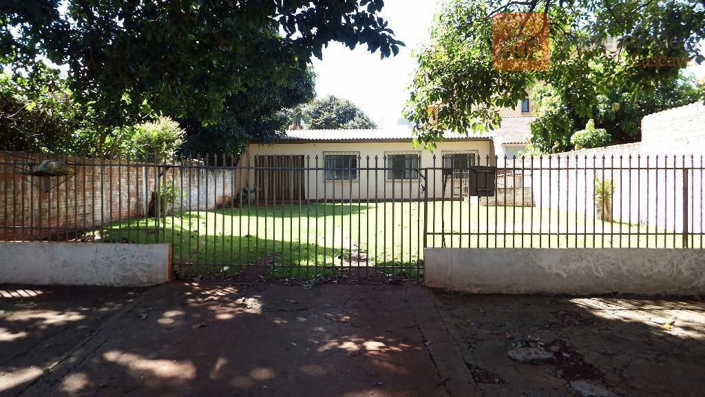 Casa residencial para venda e locação, Coqueiral, Cascavel.