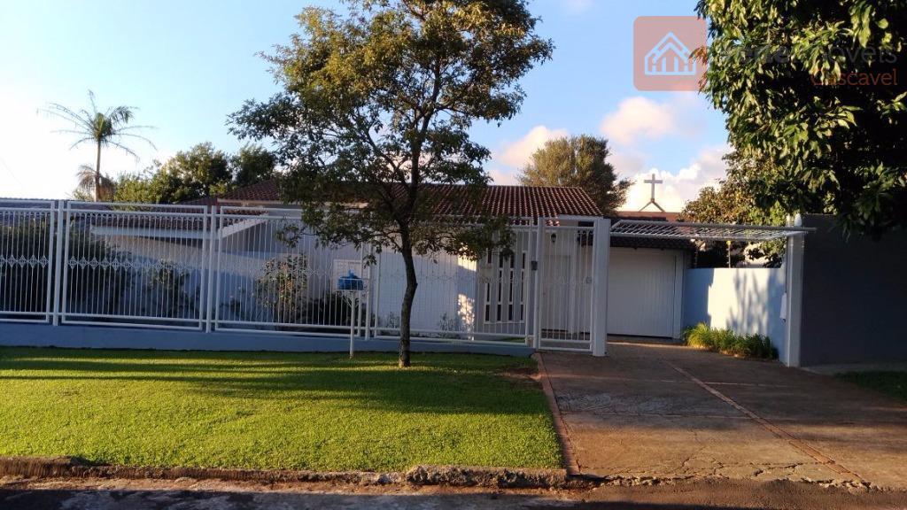 Casa residencial à venda, Recanto Tropical, Cascavel - CA0070.