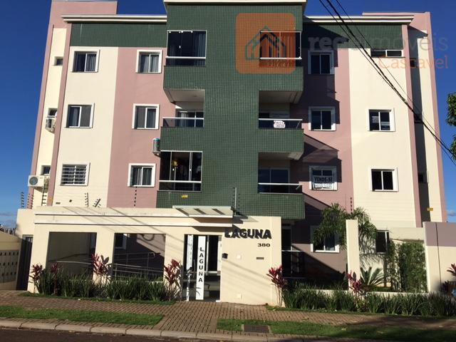Apartamento residencial à venda, Região do Lago 1, Cascavel.