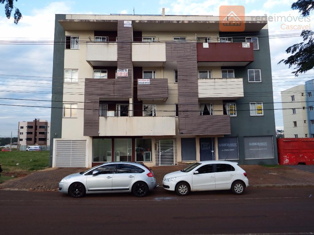 Apartamento residencial à venda, Santa Cruz, Cascavel.