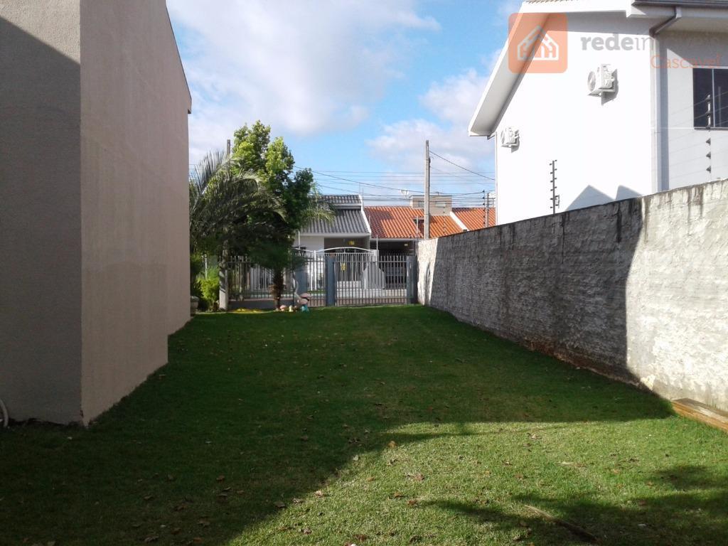 Terreno residencial à venda, Parque Verde, Cascavel.