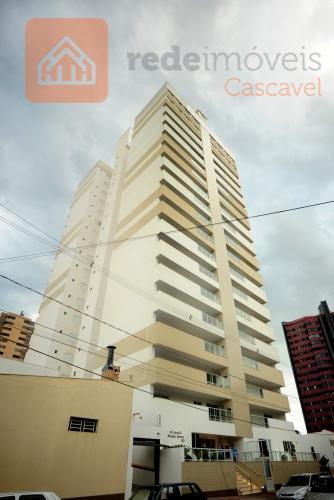 Apartamento residencial à venda, Centro, Cascavel.