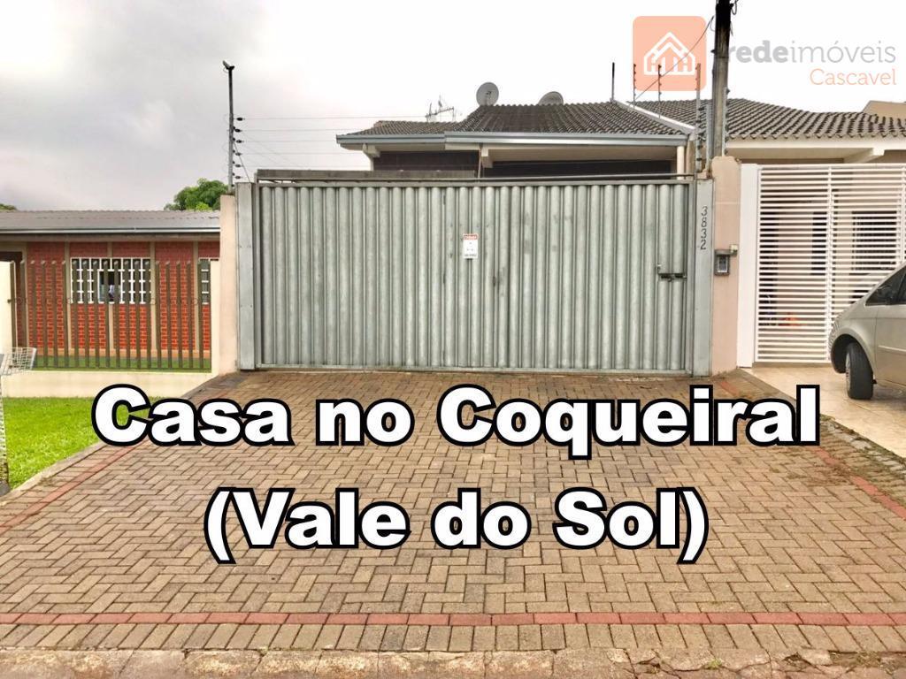 Casa no Coqueiral (Vale do Sol)