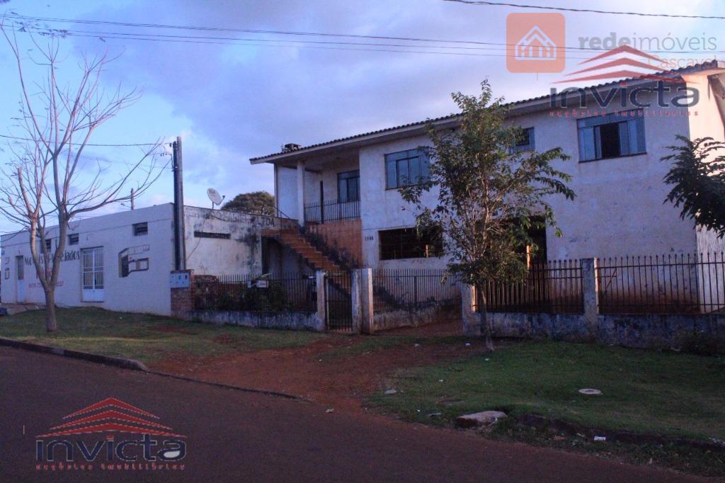 Sobrado residencial à venda, Cascavel Velho, Cascavel.