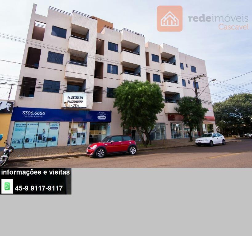 Apartamento residencial à venda, São Cristóvão, Cascavel.