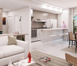 Apartamento residencial à venda, Canadá, Cascavel.