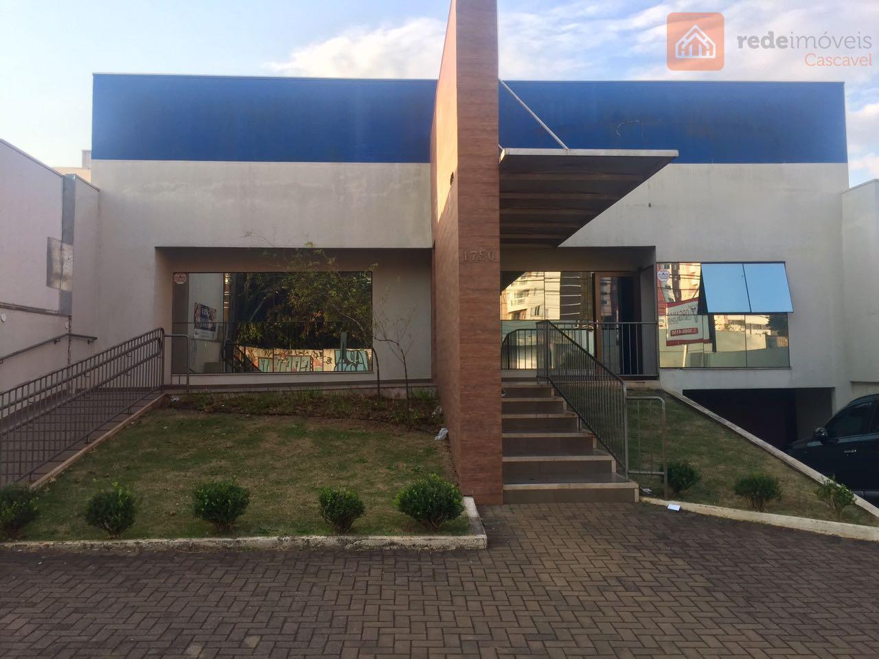 Sala comercial LOCADA à venda, Centro, Cascavel - SA0051.