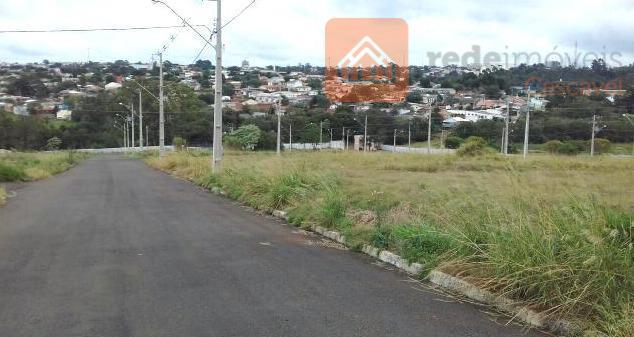 Terreno residencial à venda, Universitário, Cascavel.