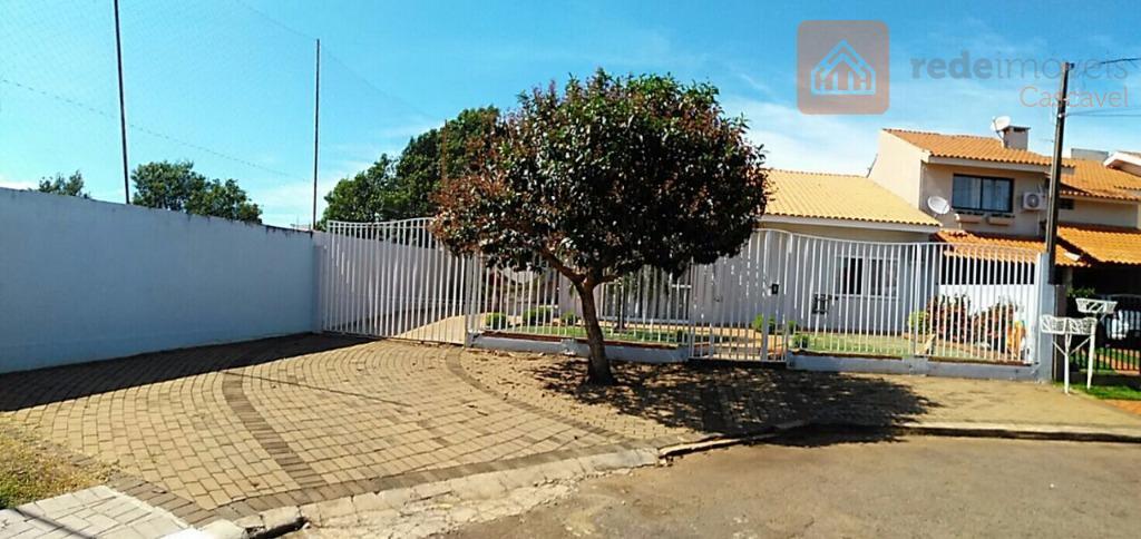Casa residencial à venda, Recanto Tropical, Cascavel.