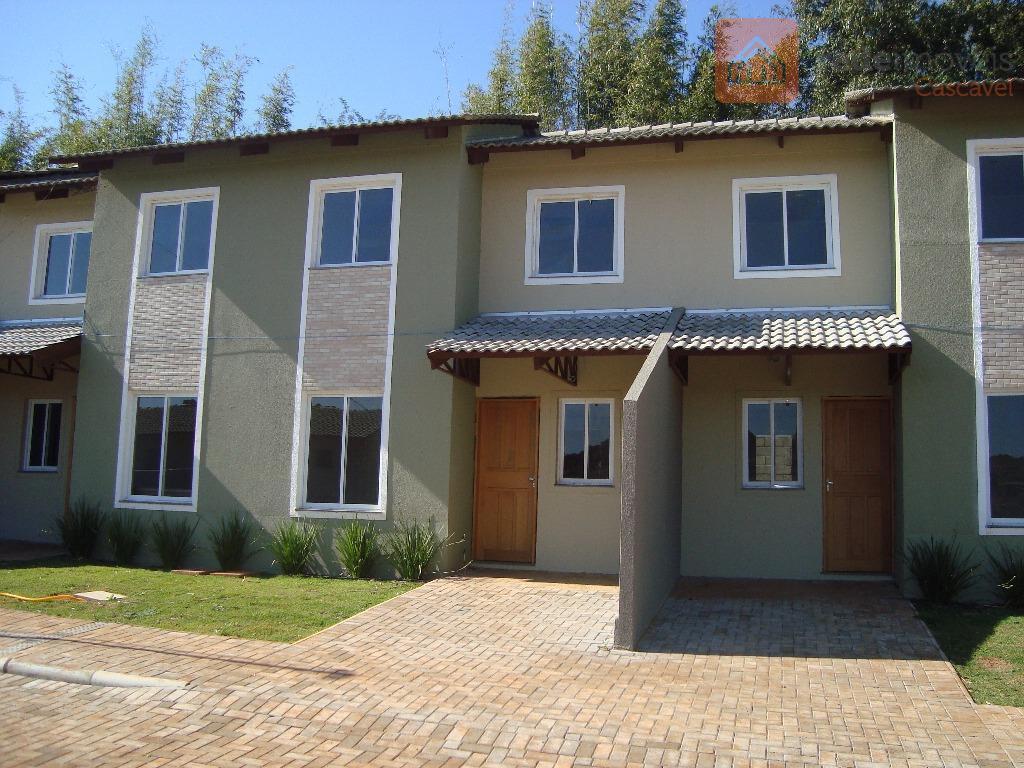 Sobrado residencial à venda, São Cristóvão, Cascavel.