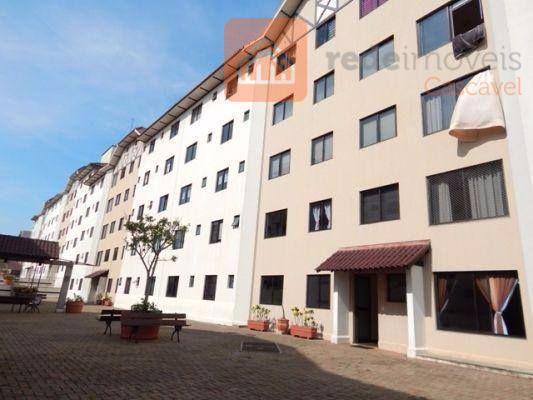 Apartamento residencial para venda e locação, Cancelli, Cascavel.