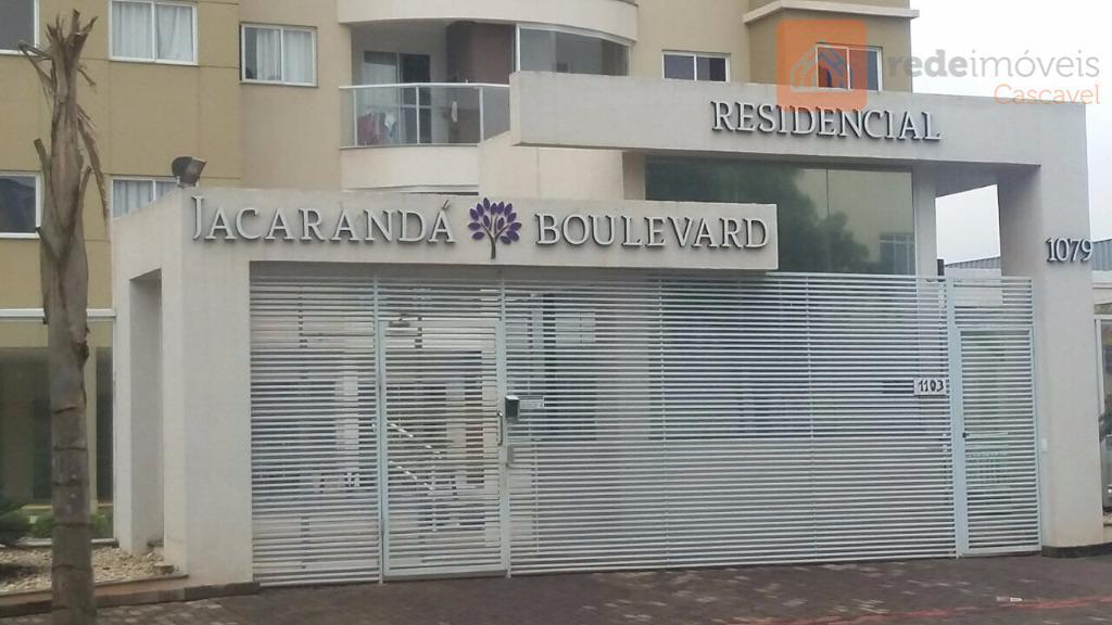 Apartamento residencial à venda, Coqueiral, Cascavel.