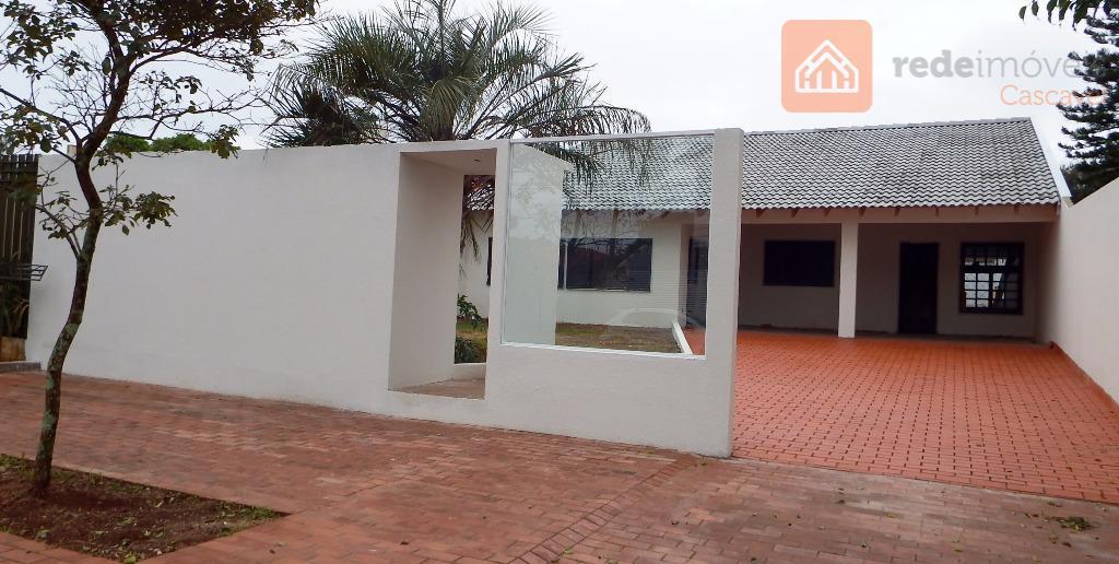 Casa residencial à venda, Vila Tolentino, Cascavel.