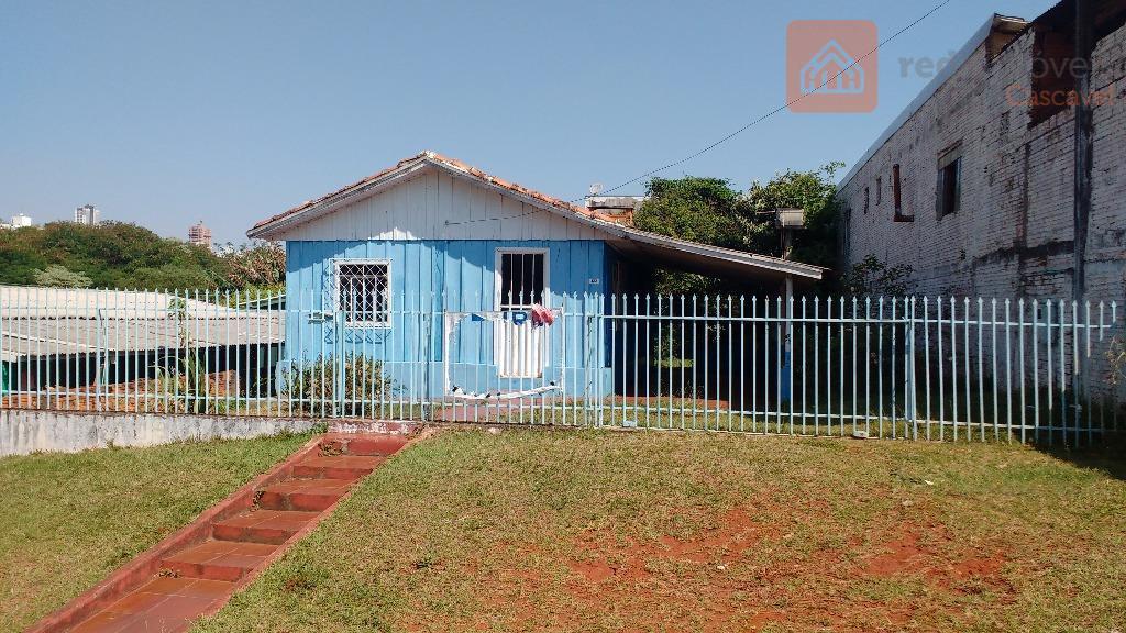 Terreno residencial à venda, Claudete, Cascavel.