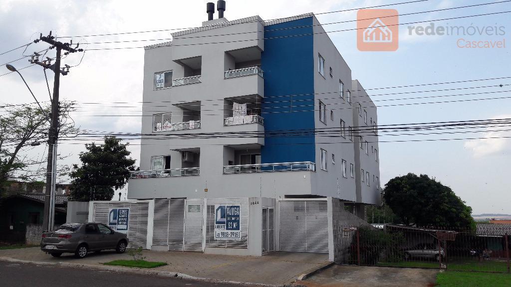 Apartamento residencial para venda e locação, São Cristóvão, Cascavel.
