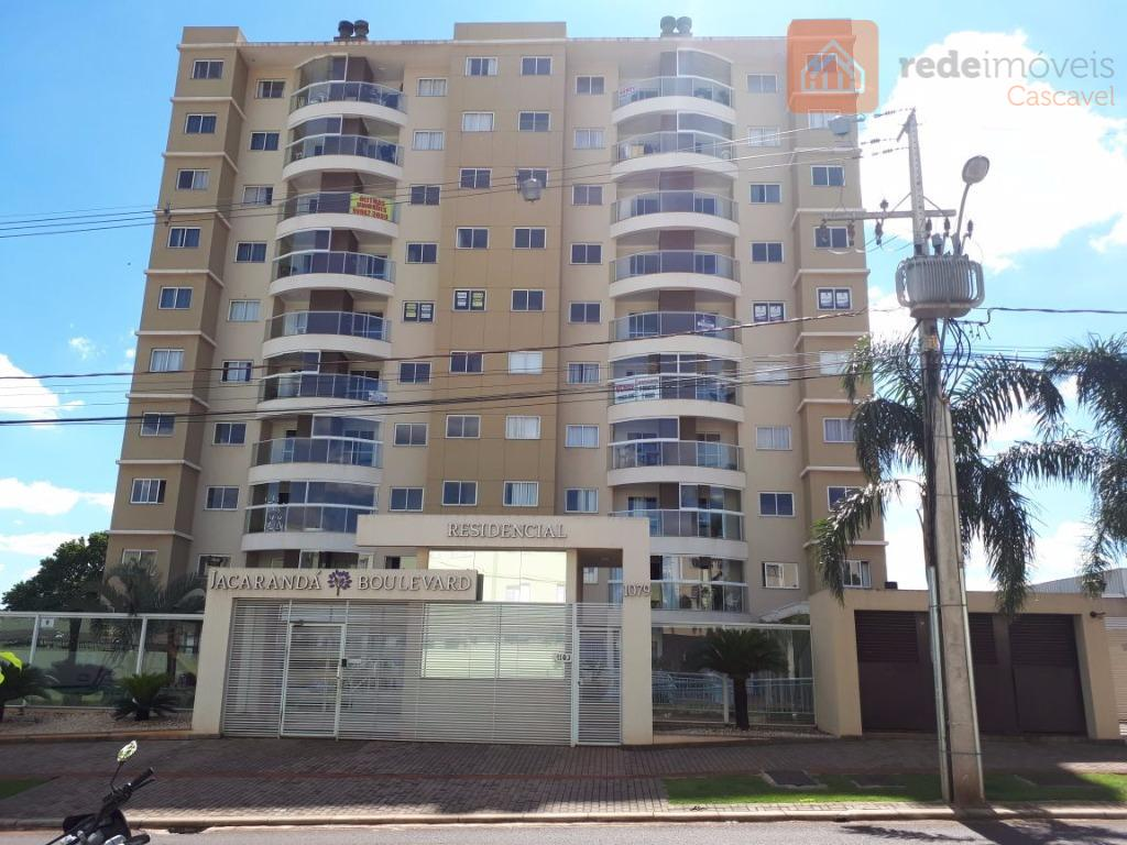 Ed. Jacarandá Boulevard à venda, Coqueiral, Cascavel - AP0099.