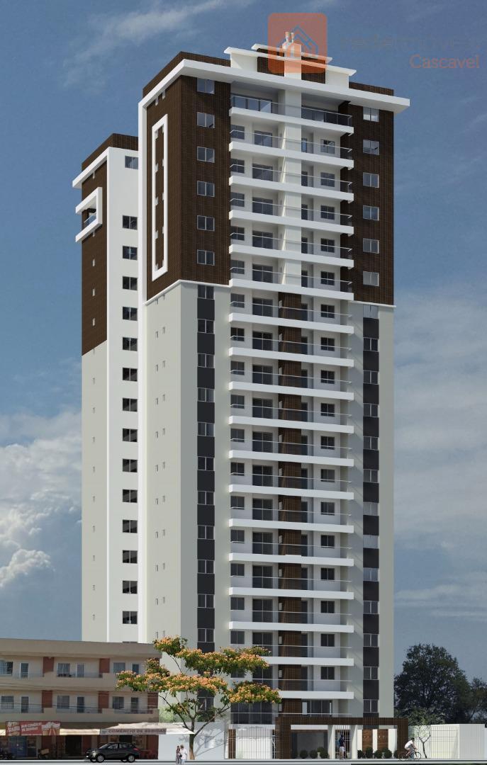 Apartamento residencial à venda, Parque Verde, Cascavel - AP0872.