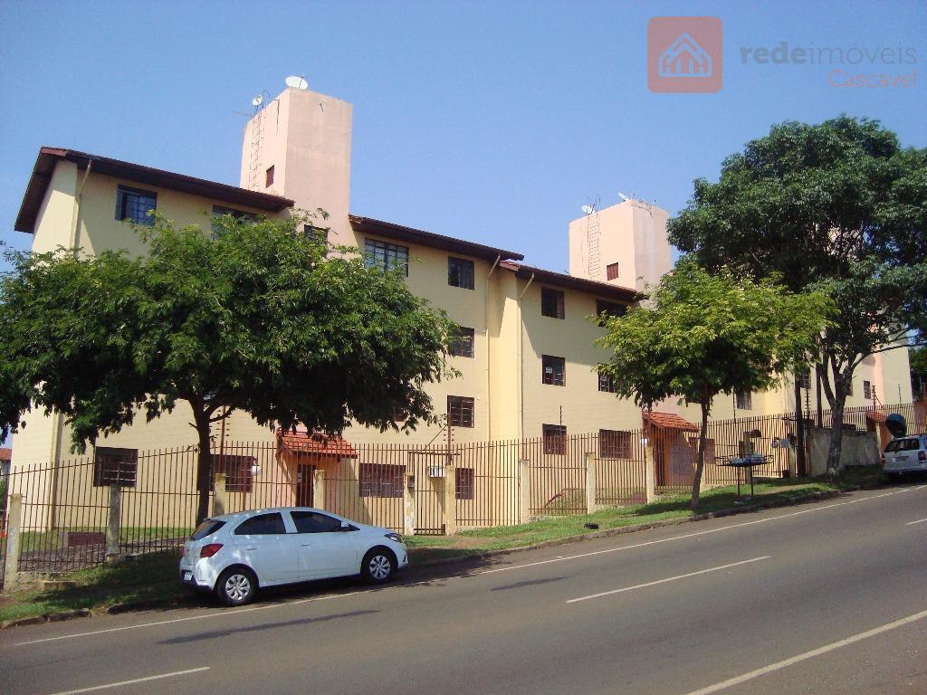 Apartamento residencial à venda, Ciro Nardi, Cascavel.