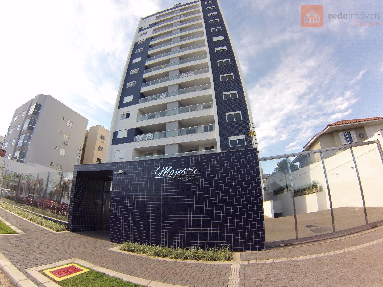 Apartamento residencial à venda, Neva, Cascavel - AP0870.