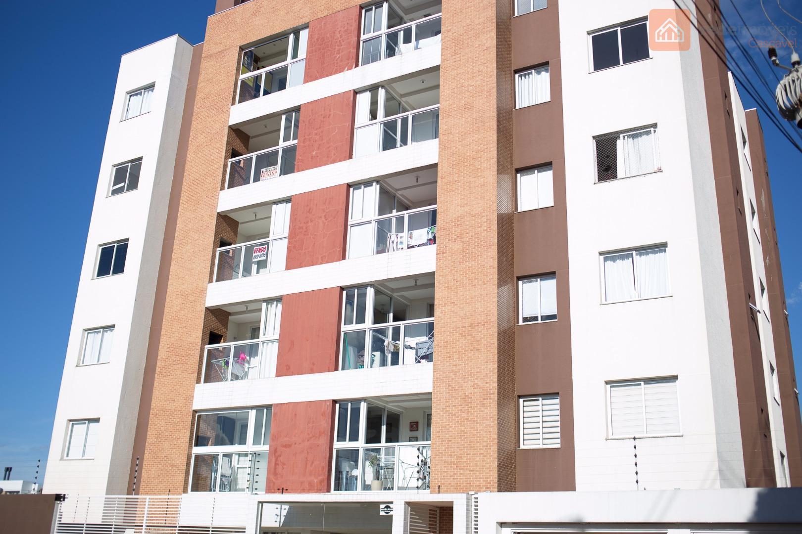 Apartamento residencial à venda, Cancelli, Cascavel.