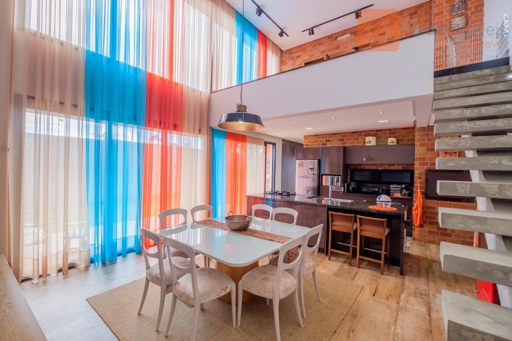 Linda Casa Residencial no Tropical, Cascavel - PR.