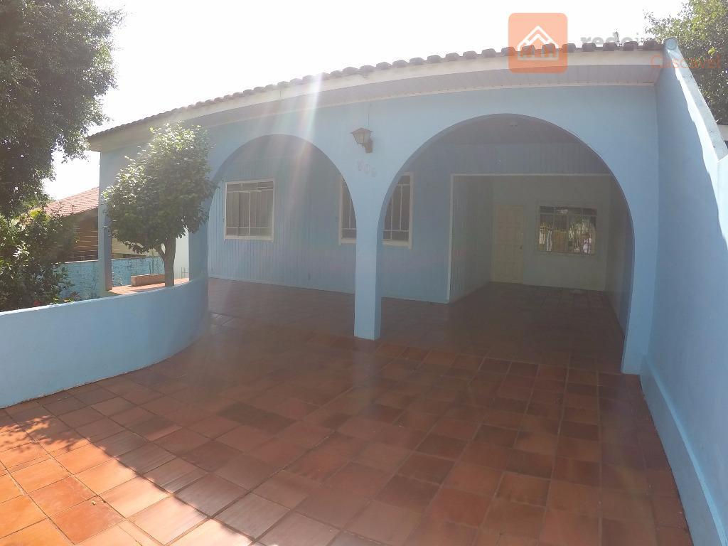 Casa residencial para locação, São Cristóvão, Cascavel.