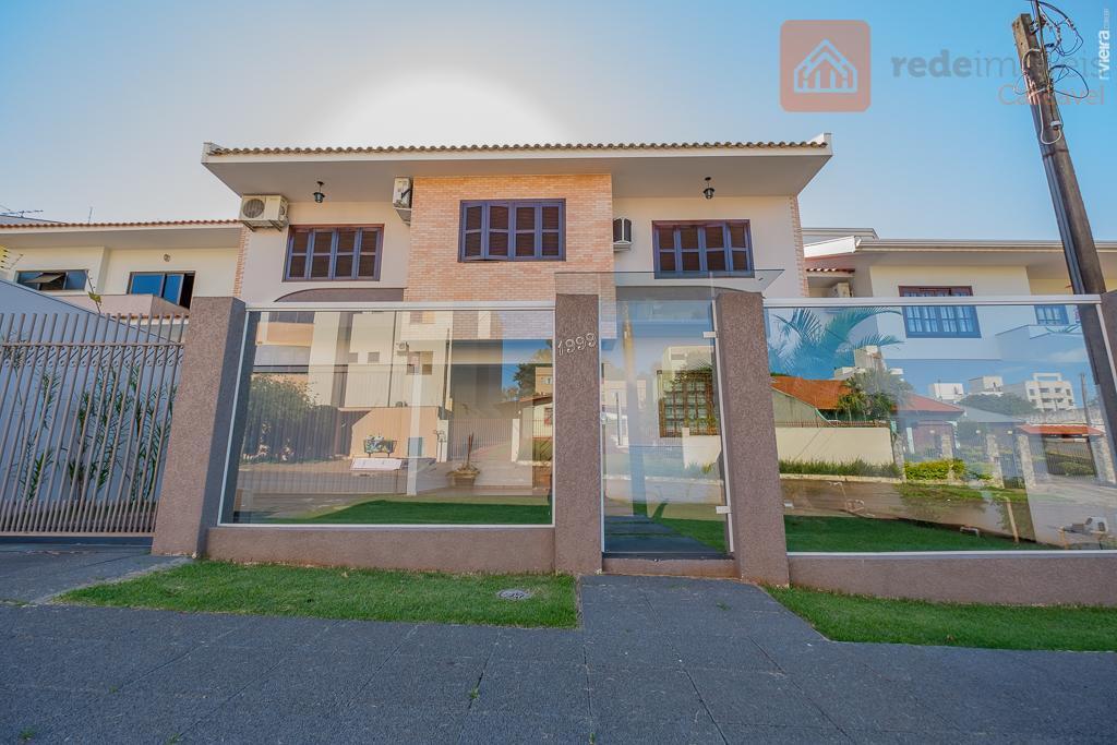 Sobrado residencial à venda, Centro, Cascavel.