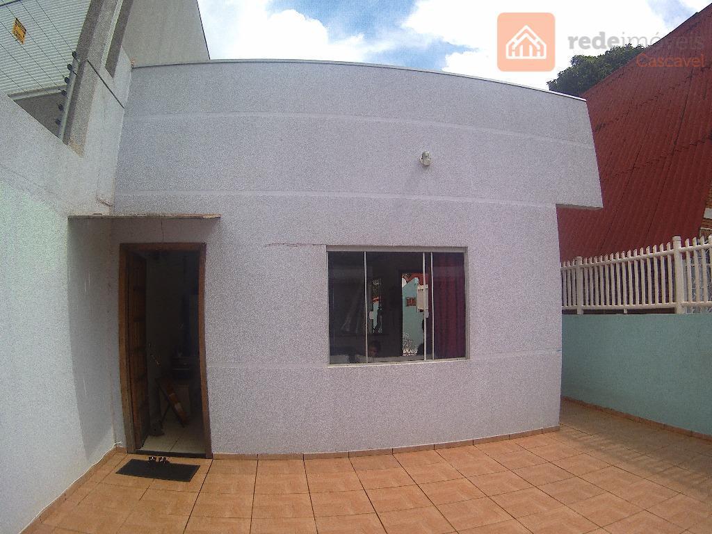 Casa residencial à venda, Vila Tolentino, Cascavel - CA0170.