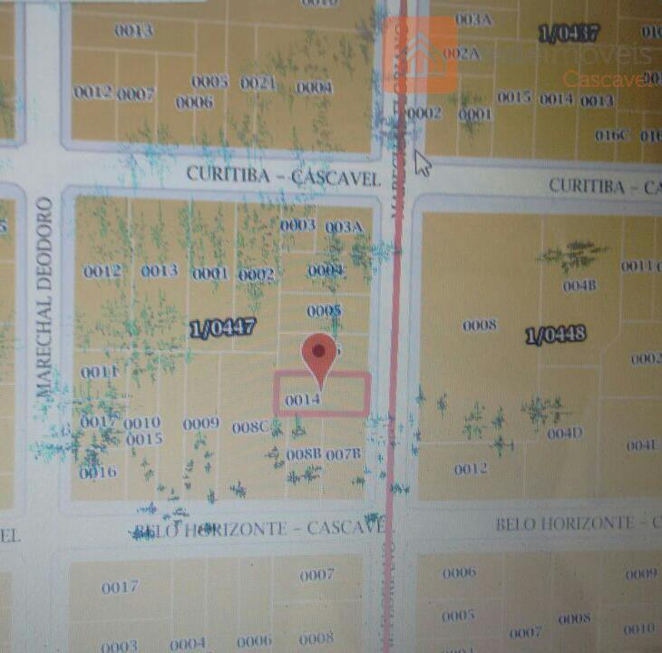 Terreno residencial à venda, Neva, Cascavel.