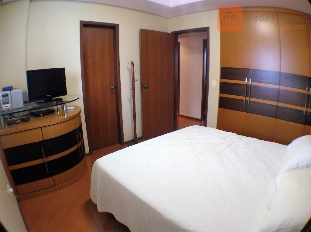 Apartamento residencial à venda, Centro, Cascavel - AP0490.