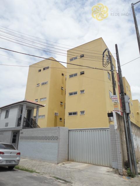 Apartamento residencial para locação, Damas, Fortaleza - AP0054.