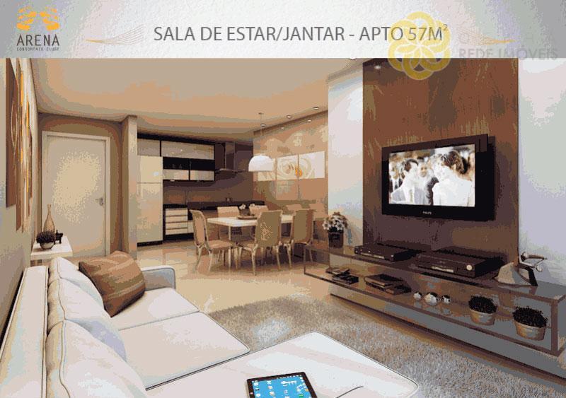 Apartamento  residencial à venda, Passaré, Fortaleza.
