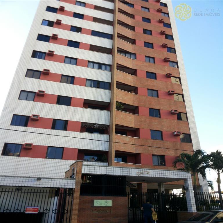Apartamento residencial para locação, Aldeota, Fortaleza - AP0291.