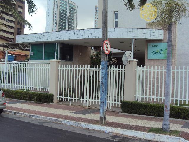 Apartamento  residencial para locação, Guararapes, Fortaleza.