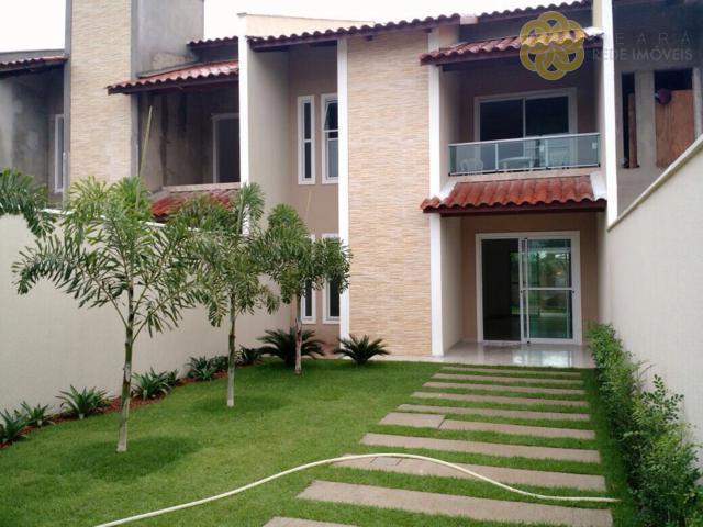 CA0186  - Casa  residencial à venda, Urucunema, Eusébio.