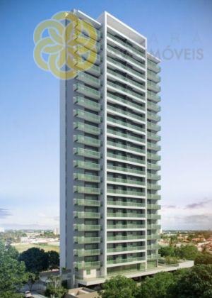 Apartamento residencial à venda, Meireles, Fortaleza - AP0157.