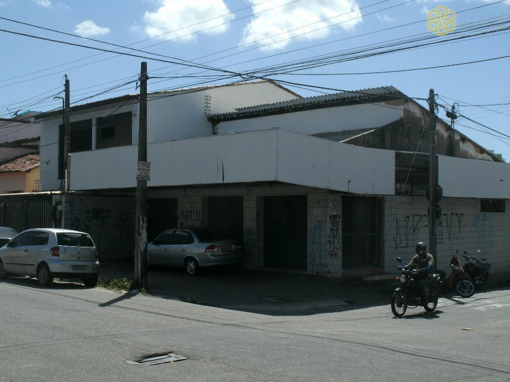 Ponto comercial para locação, Parquelândia, Fortaleza - PT0008.