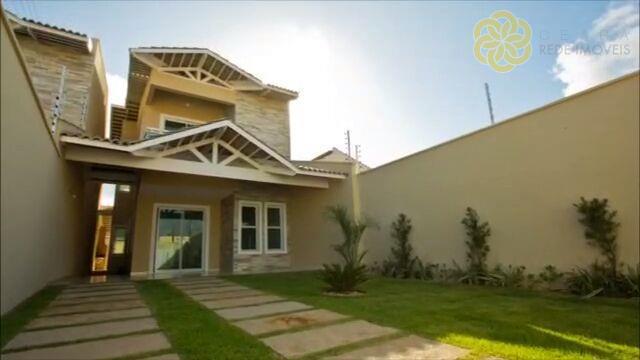 Casa  residencial à venda, Guararapes, Fortaleza. CA0195