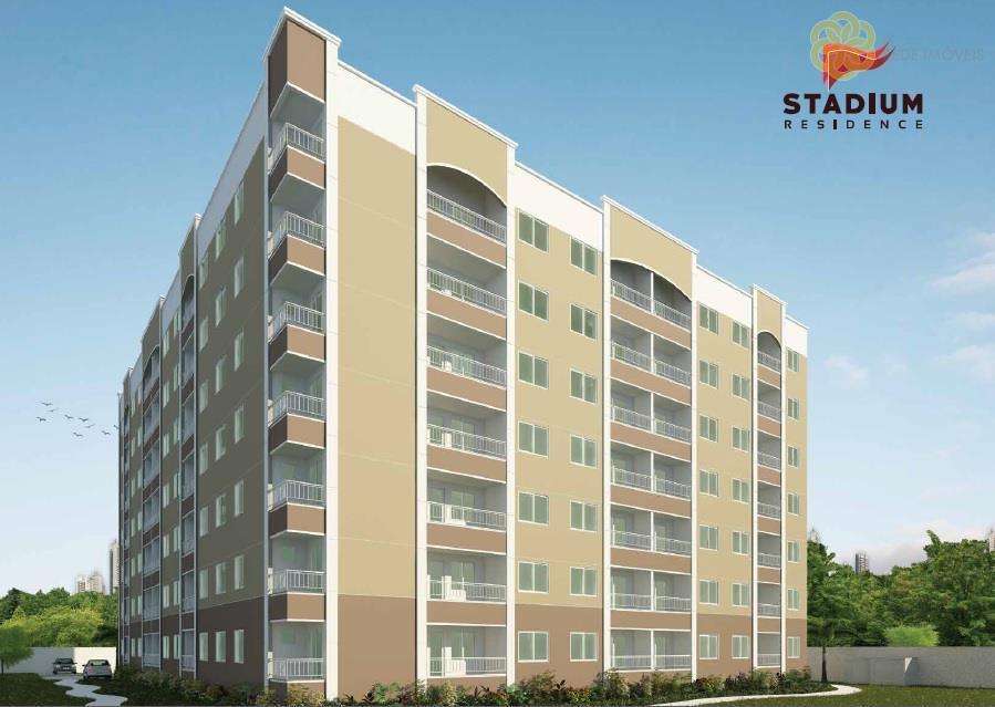 Apartamento residencial novo à venda, Passaré, Fortaleza.