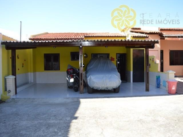 Excelente Casa Plana 3 Quartos (2 Suítes) à Venda, Passaré, Fortaleza.