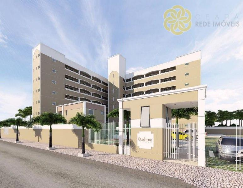 Ótimo Apartamento, Unidades Com 2 ou 3 Quartos (01 suíte), ITBI + REGISTRO GRÁTIS, Passaré, Fortaleza-CE.