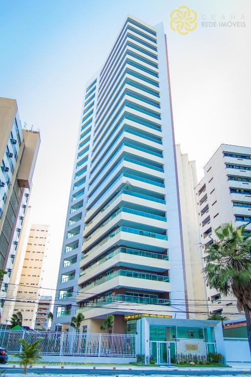 Apartamento residencial à venda, Meireles, Fortaleza - AP0605.