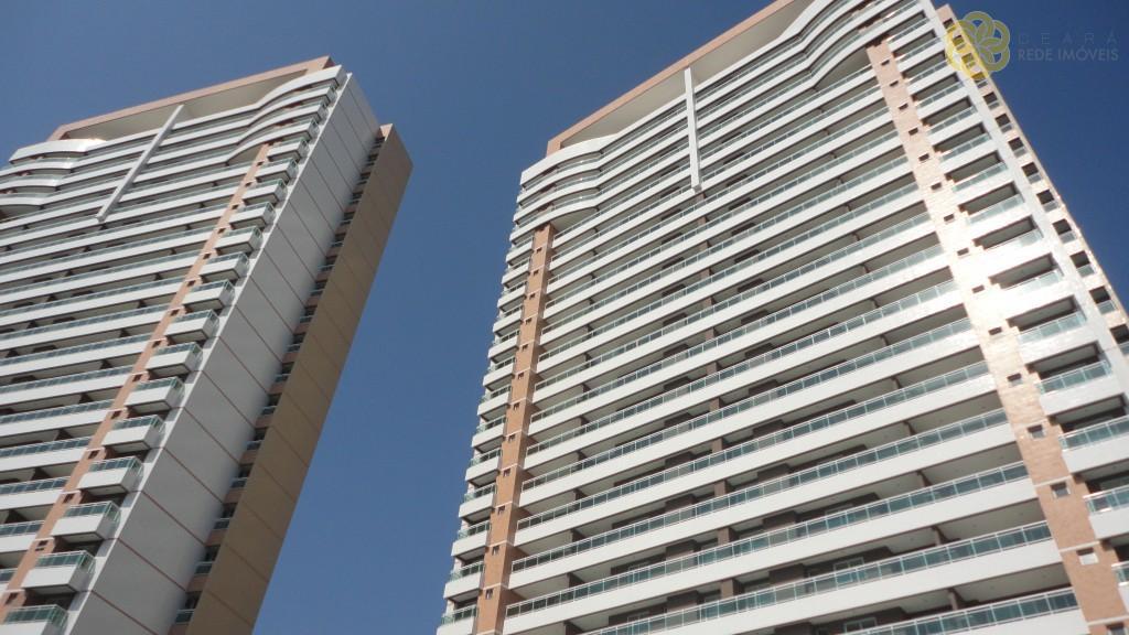 Apartamento residencial para venda ou locação, São Gerardo, Fortaleza - Varandas do Bosque
