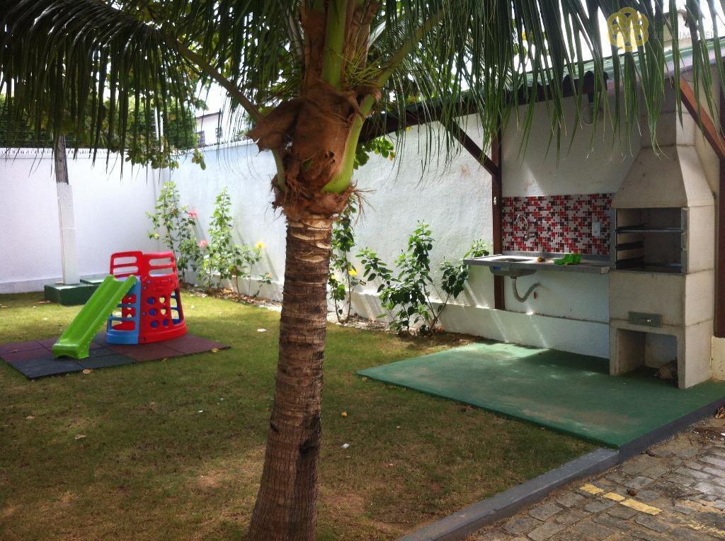 Apartamento  residencial à venda, Sapiranga, Fortaleza.