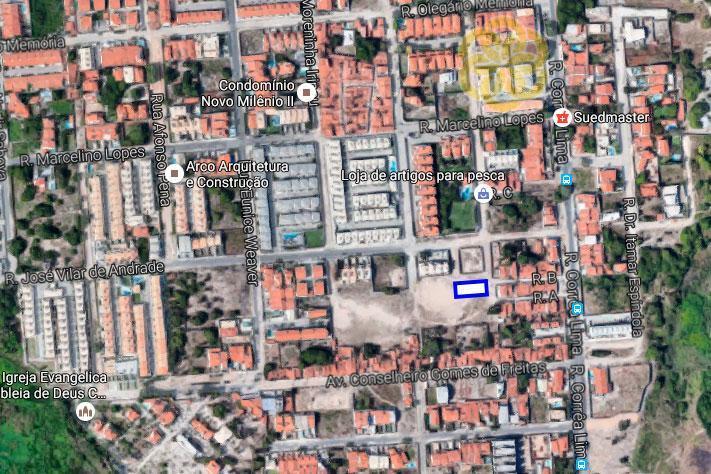 TE0014 - Terreno  residencial à venda, Sapiranga, Fortaleza.