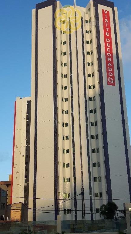Apartamento residencial à venda, no bairro de Fátima, 3 suítes, 90m², por R$ 565.000